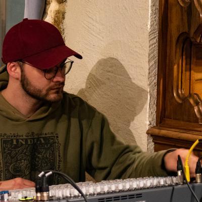 Thomas Rebière - Sonorisation